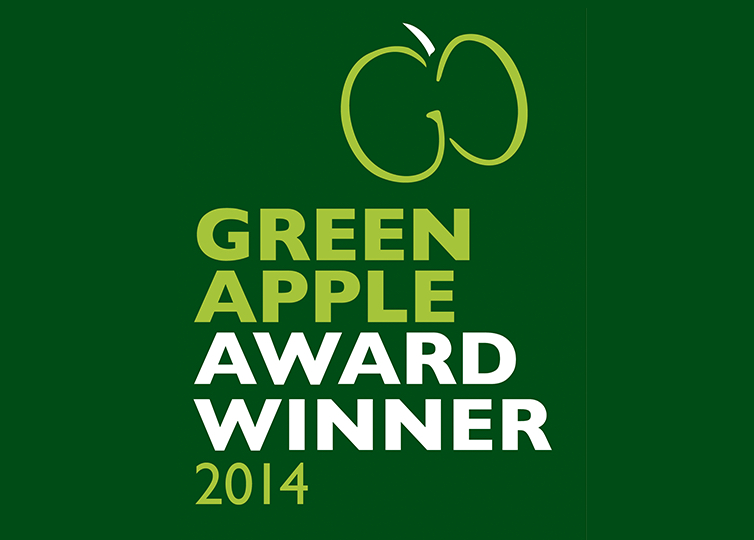 MouseMesh Green Apple Award Winner