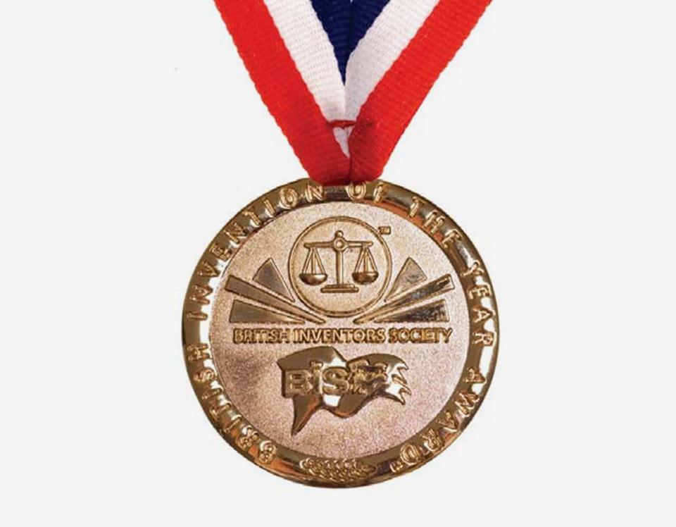 British Inventors Medal