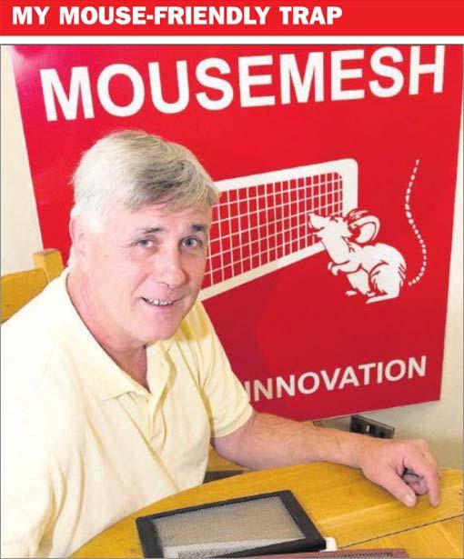 MouseMesh, Tony Carr