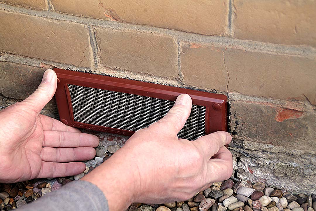 How to Install MouseMesh air brick covers