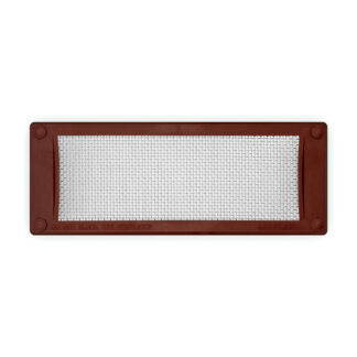 MouseMesh Air Brick Covers Pest Proofing - Small Brown Air Brick Cover
