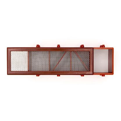 Humane Mouse Trap Air Brick Mesh Cover - Brown